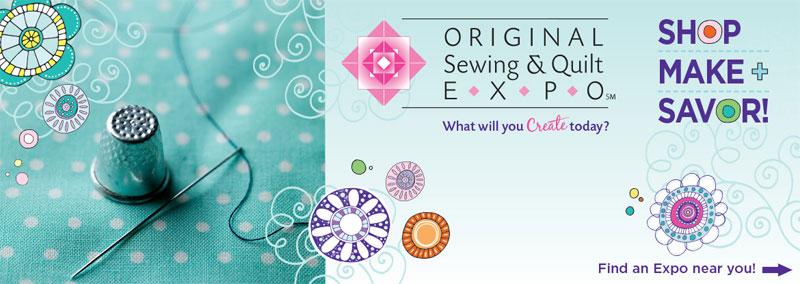 Original Quilt & Sew Expo