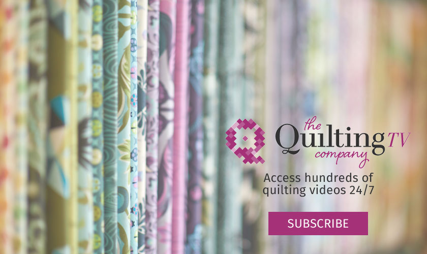 Quilting Company TV - Access Videos 24/7