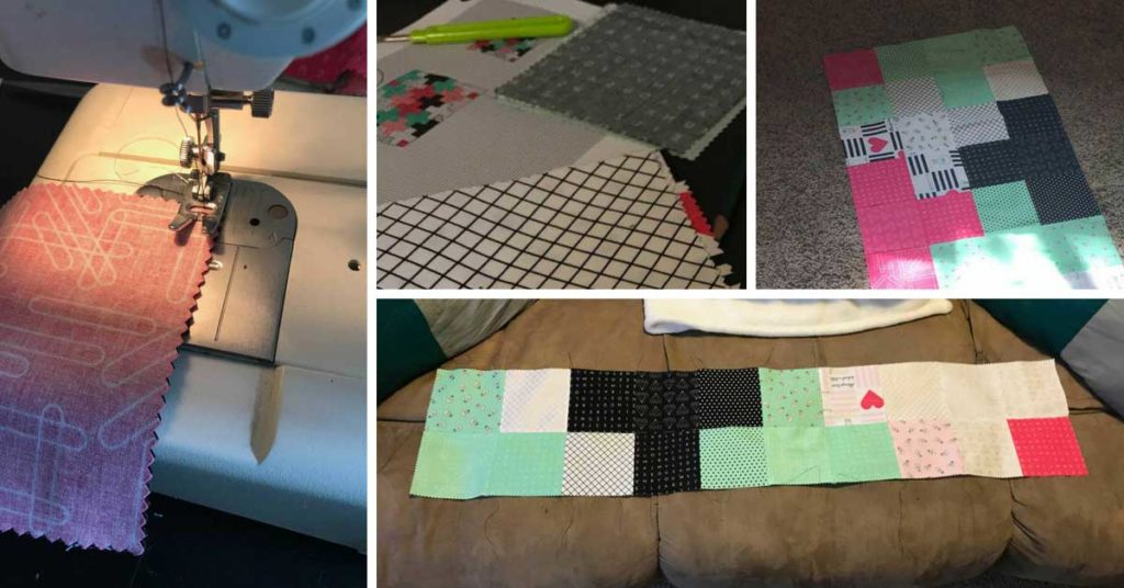 Design Wall My First Quilt The Quilting Company