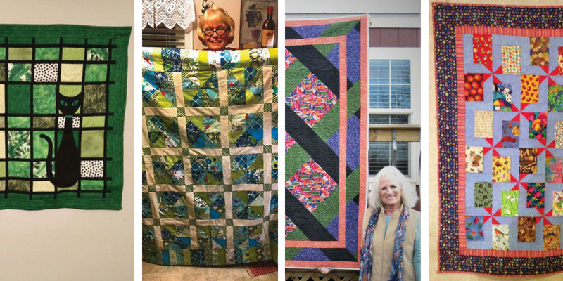 Quick Quilts Quick Pics from the August/September 2018 issue