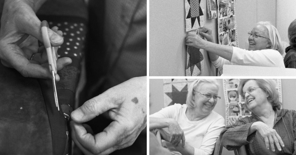 Quilts of Valor Photo Essay: I had no idea what an emotional experience it would be.