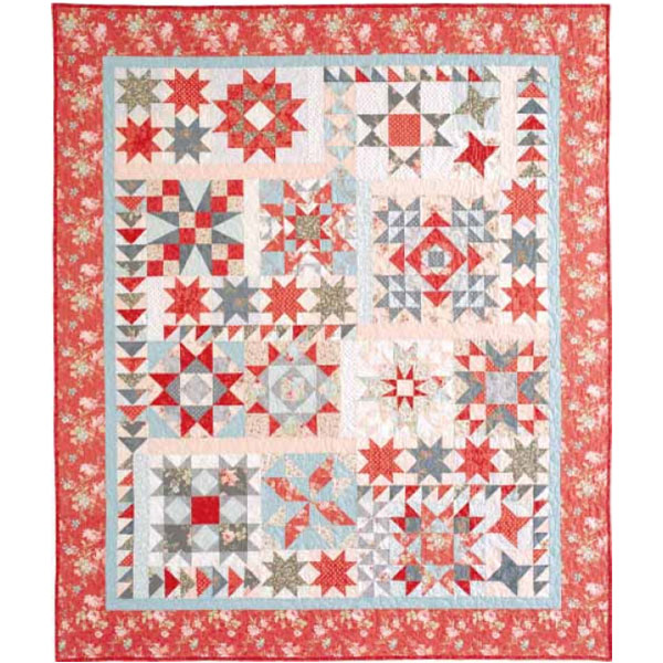 A Sparkling Sampler II Block of the Month