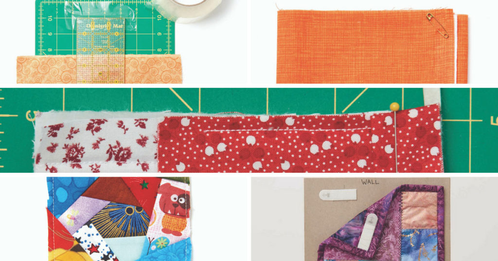 Ready for a quilt tip? Here are five from readers like you!