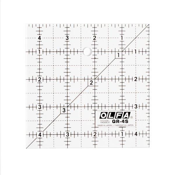 "4½"" Square Ruler"