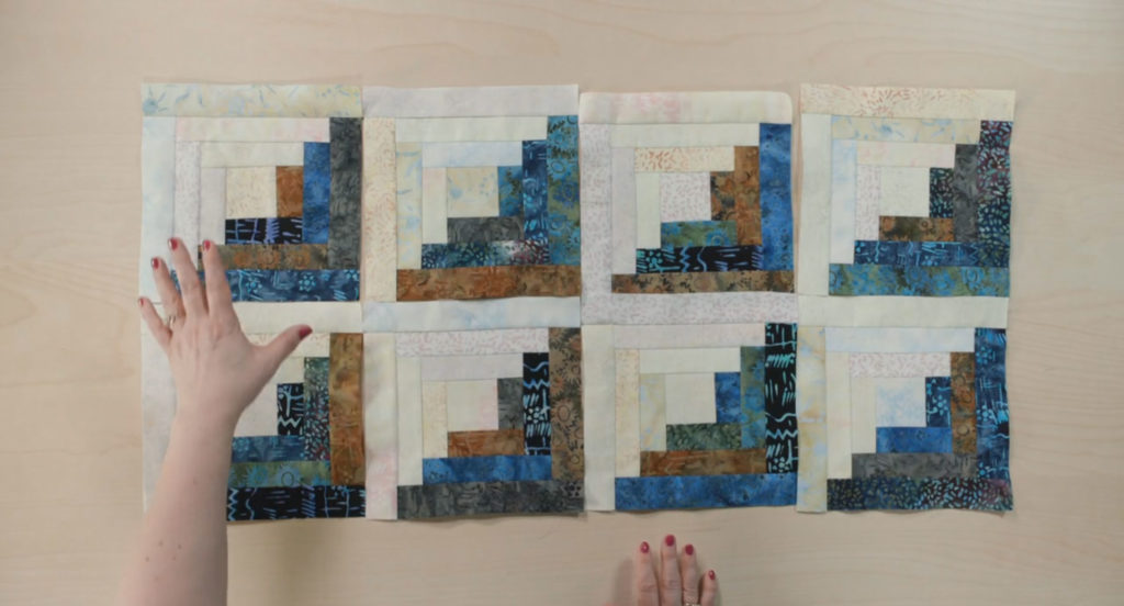 Primitive Lines Block of the Month: Month 2 tutorial
