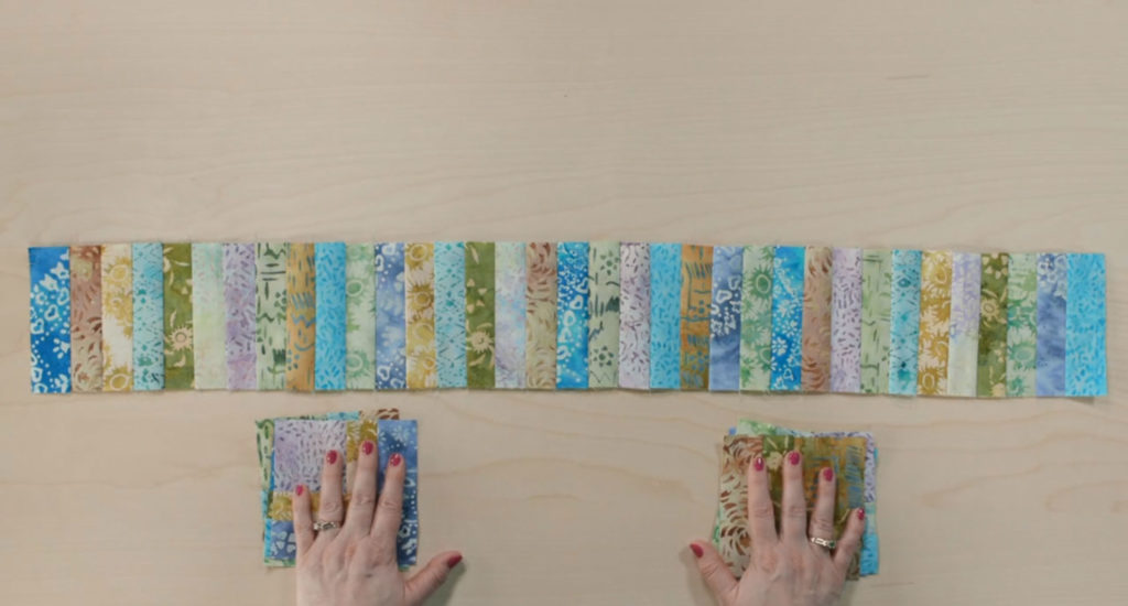 Primitive Lines Block of the Month: Month 3 tutorial