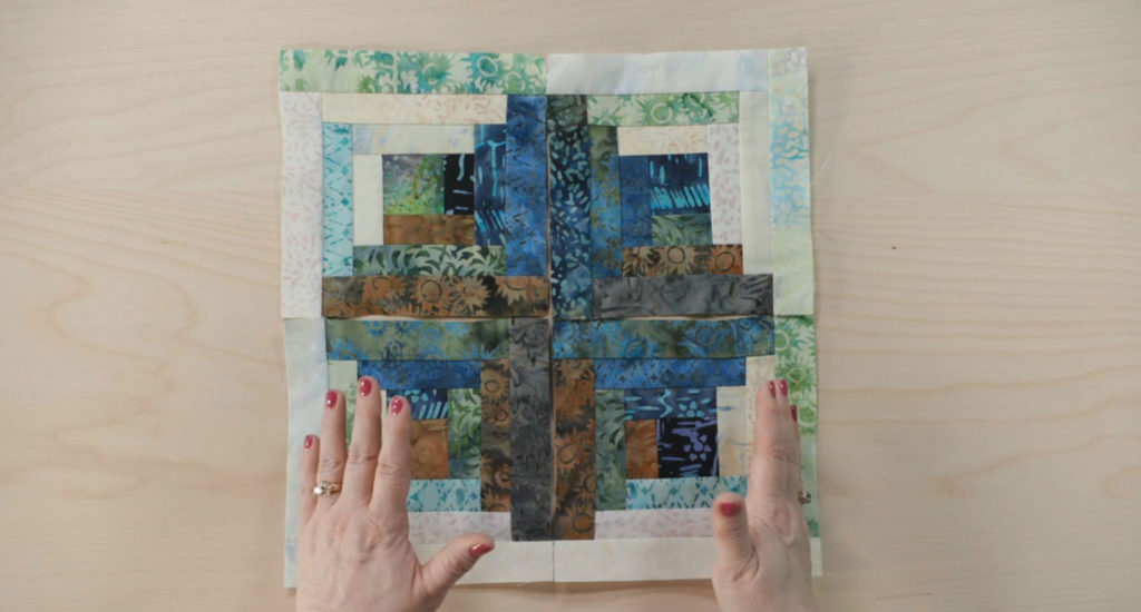 Primitive Lines Block of the Month: Month 5 tutorial