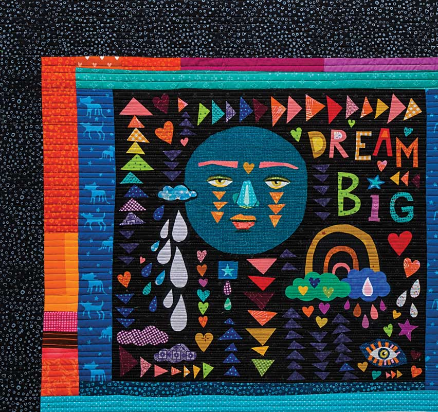 Dream Big by Melissa Averinos