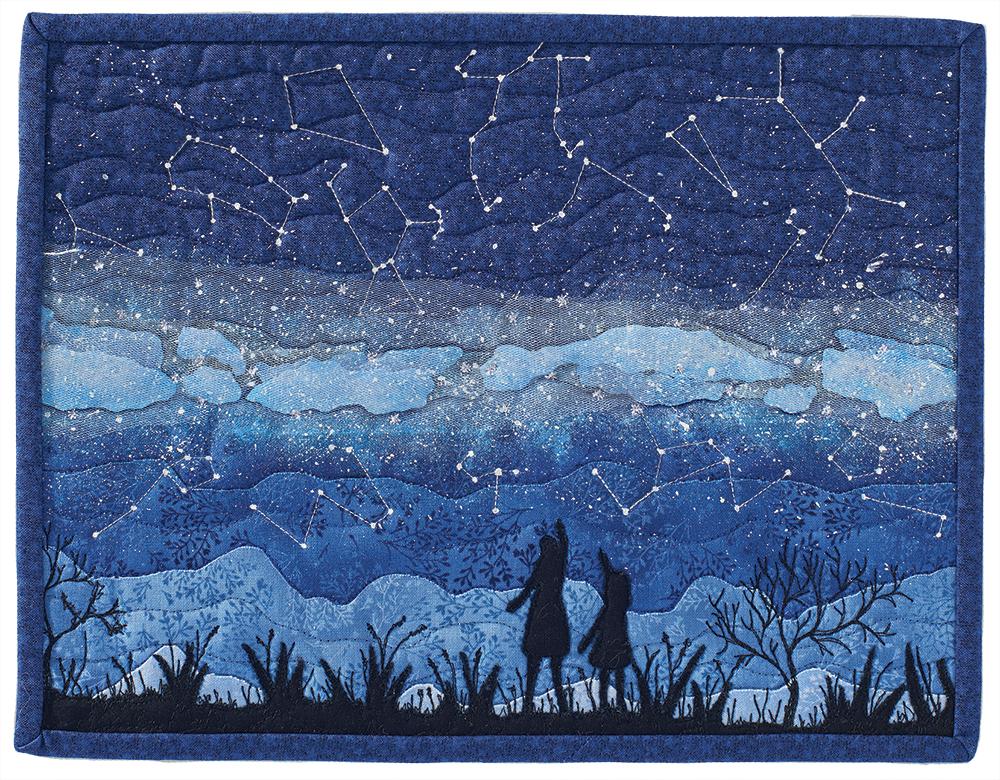 """""""Night Walk"""" by Maria Dzreeva Photos by HornickRivlin.com"""
