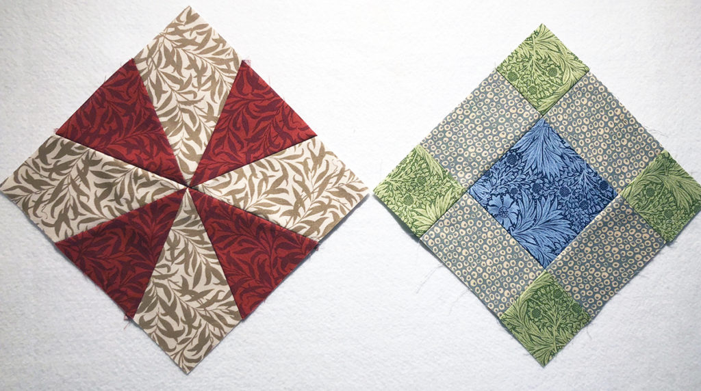 Morris Star, Block of the Month 1 and 2