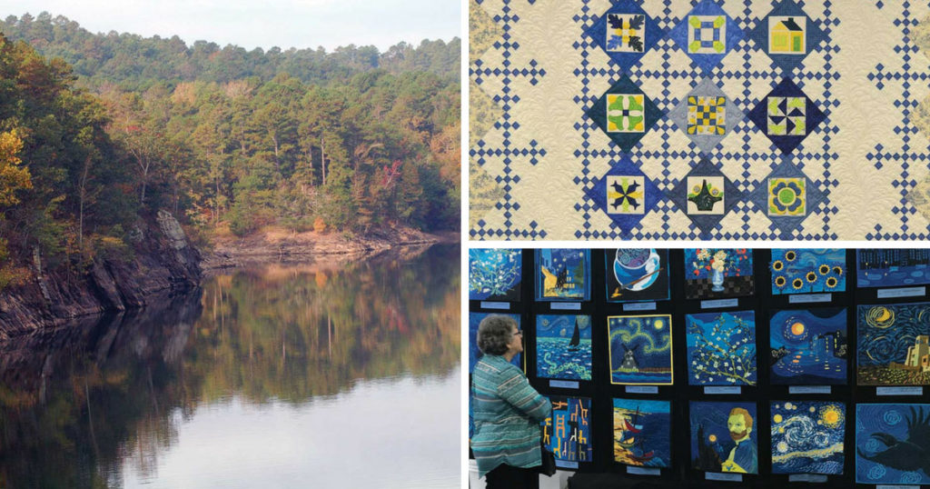 Find a quilt museum event to attend this fall
