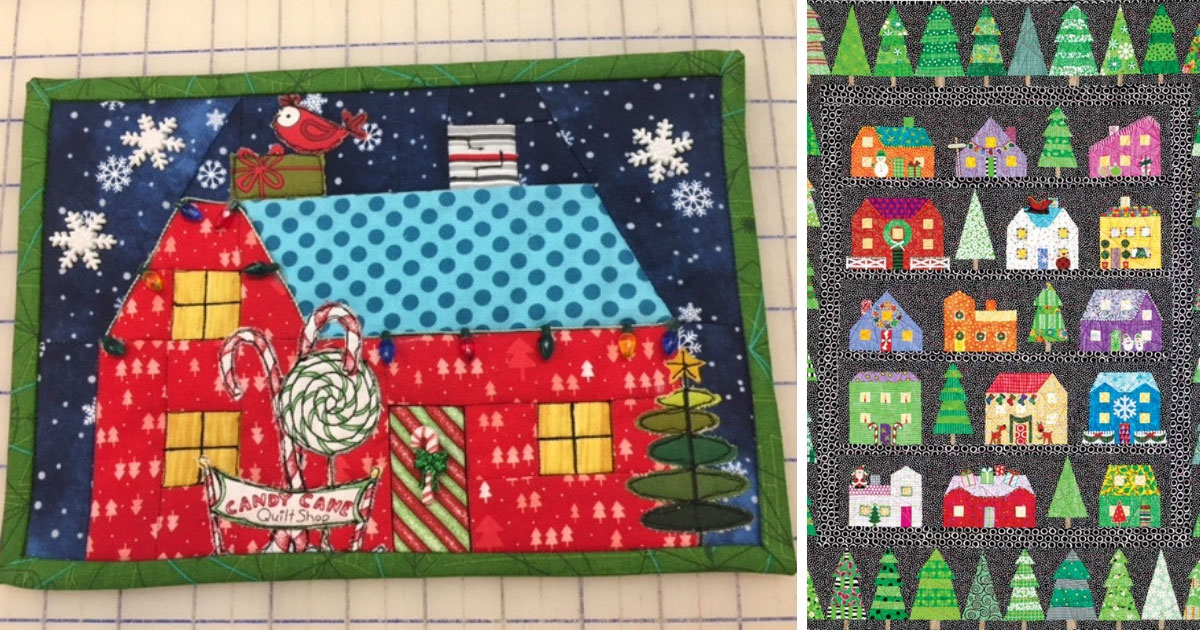 Christmas Winter Quilt Patterns Archives The Quilting Company