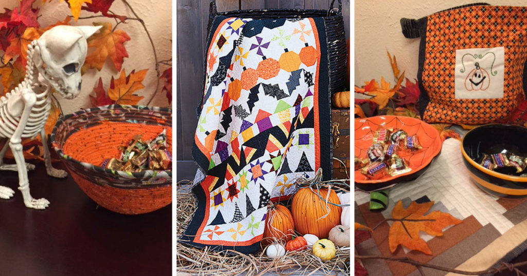 Halloween bags and projects to make