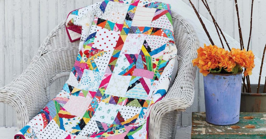 quiltmaker-september-october-2018-piccadilly-circus-featured