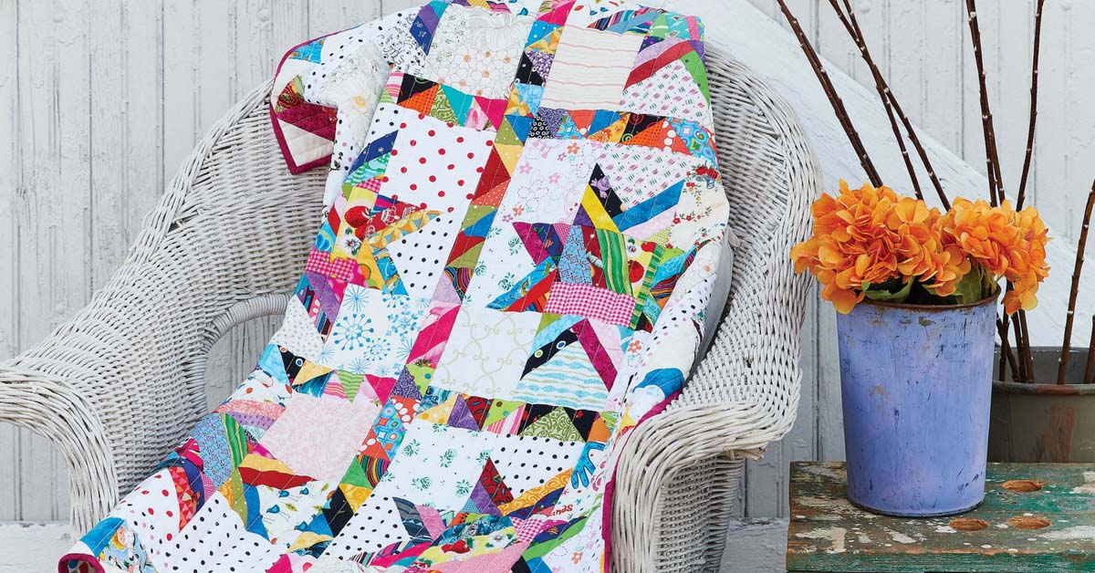 Throw Quilt Patterns Archives The Quilting Company