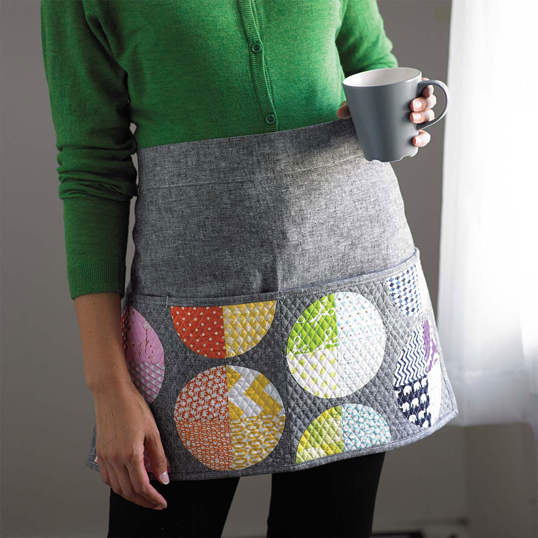 Quilted Patchwork Apron