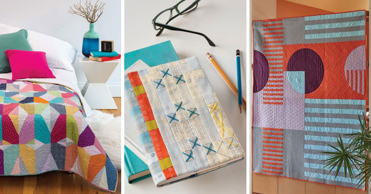 Color, Pattern, Style: A Look Inside Modern Patchwork Home