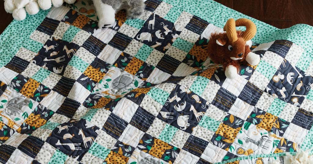 easy-quilts-fall-2018-jungle-baby-featured