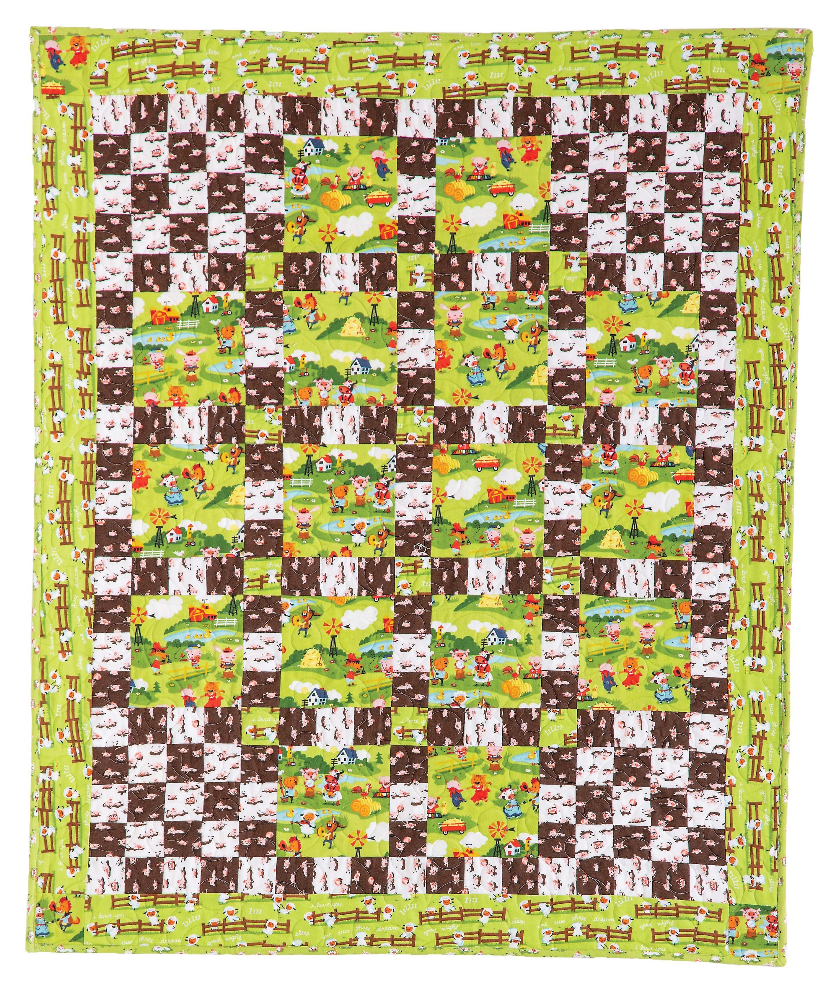quilt-checkerboard-farm-flat