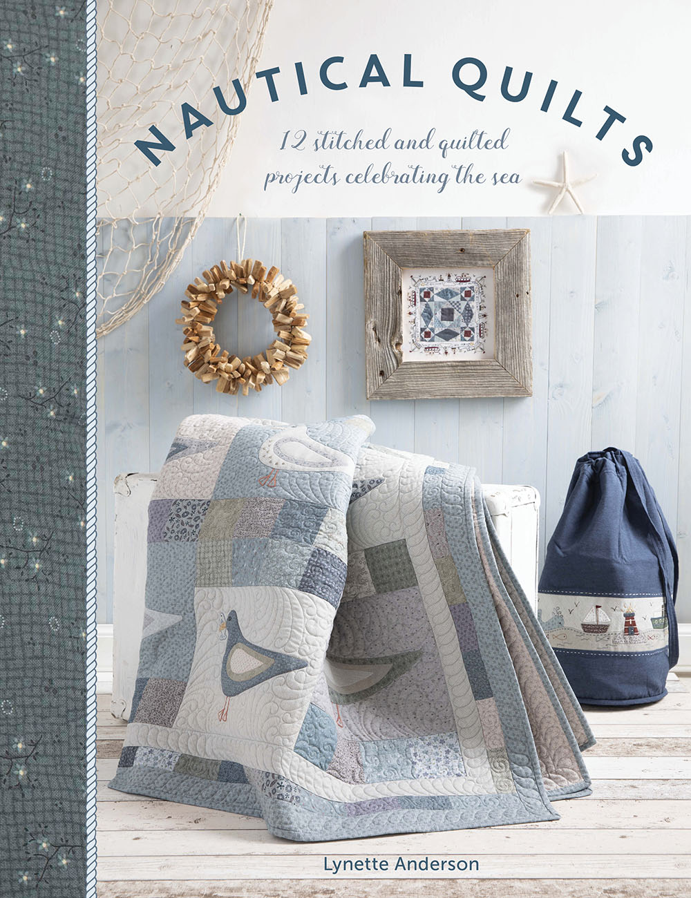 Cover of the book Nautical Quilts