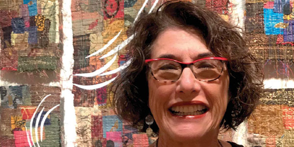Artist Nancy Billings. Photo courtesy of the artist.